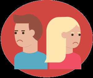 skritt for å dating etter skilsmisse