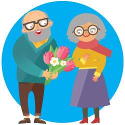 dating for senior enker